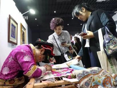 中国纺织业够震撼中国国际纺织面料及辅料(春夏)博览会-国家会展中心
