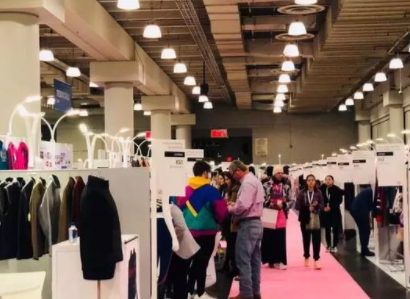 纽约展开幕,中国纺服企业布局全球,行稳致远!