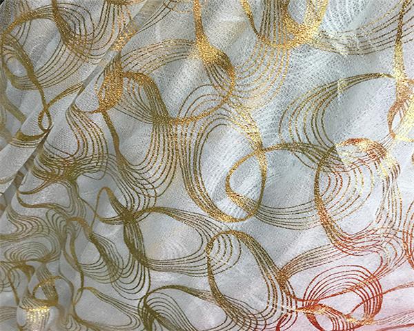 烫金背景图素材