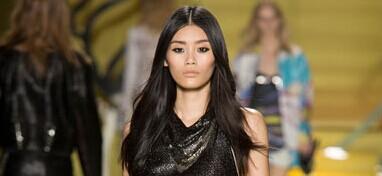 范思哲Versace 发布2014春夏女装系列