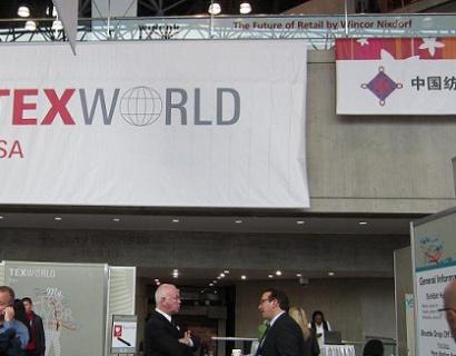 中国纺服贸易纽约展7月开幕 纺企瞄准美国市场