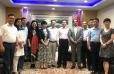 中纺联副会长杨兆华率团出访巴基斯坦