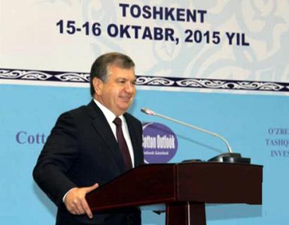 乌兹别克斯坦成功举办第11届棉花国际博览会