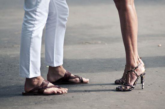 男人穿鞋五大死穴 帅锅一秒钟变男屌丝