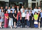 纺织业澜湄合作启程,徐迎新率工作组出访缅甸