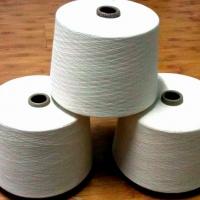 山东冠杰纺织供应T65/C35?#29992;?#32433;14支?#29992;?#32433;梭织纱