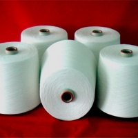TC80/20气流纺?#29992;?#32433;10支 本白纱10S?#29992;?#28151;纺纱