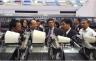 青岛纺机FARO自动络筒机首次亮相