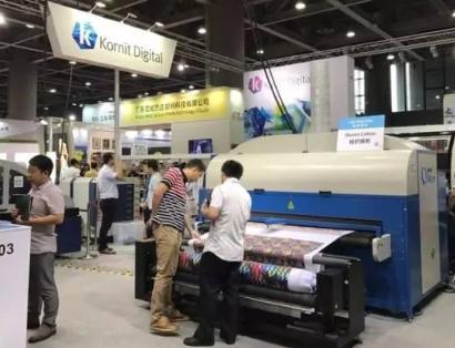 2017广州国际纺织品印花工业技术展览会召开:先进科技引导行业目光