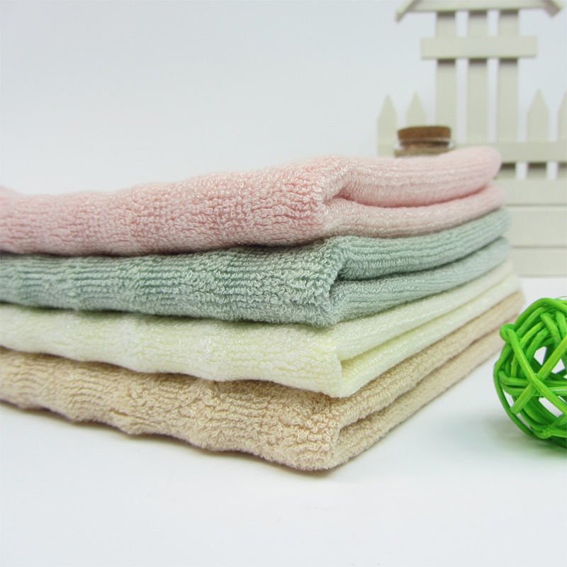竹纤维毛巾 竹炭美容洁面洗脸擦脸巾 柔软吸水 抗菌 特价