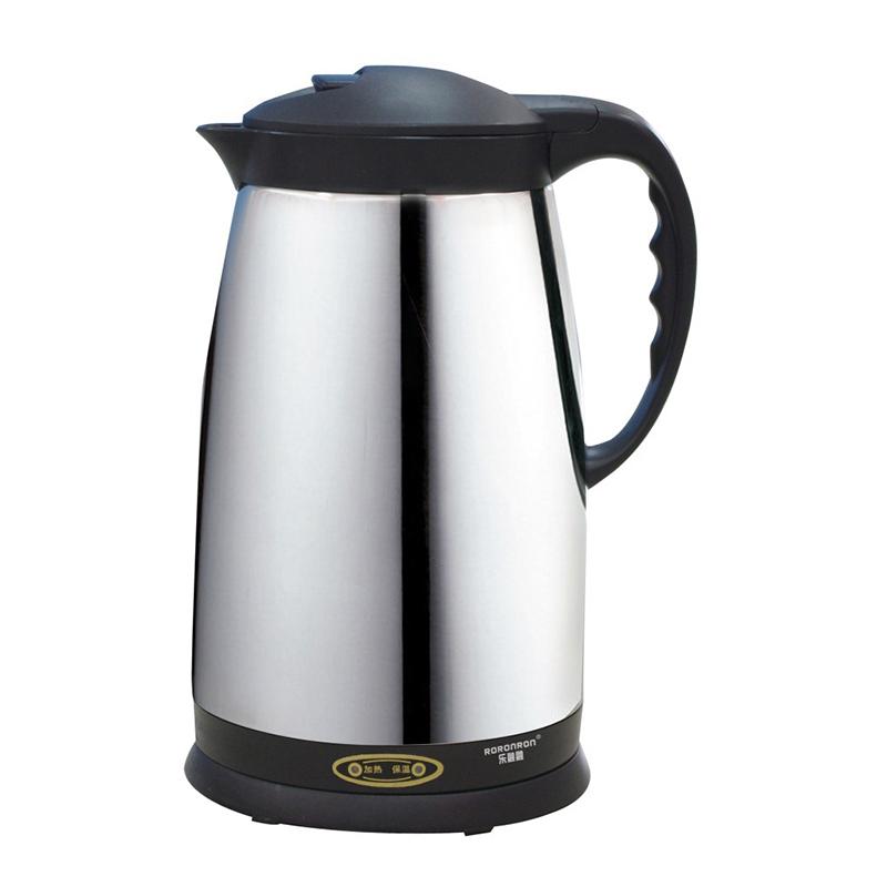 电热水壶双层不锈钢 热水壶
