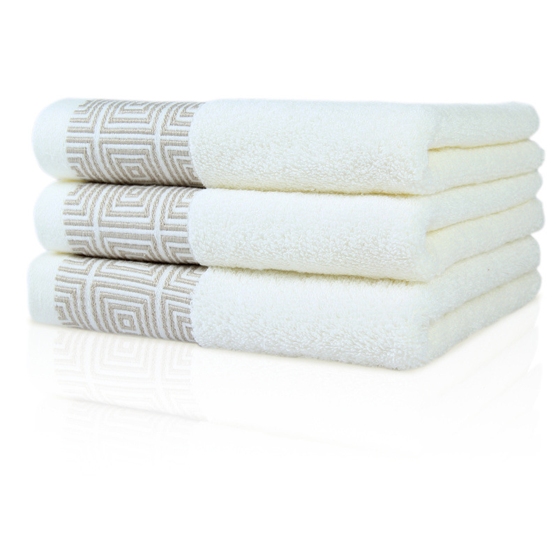 围城纯棉毛巾