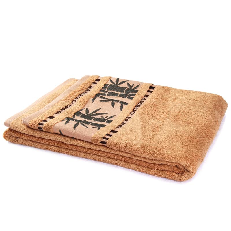 绿竹竹纤维浴巾