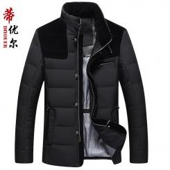 冬季新品男士羽绒服 加厚加大保暖高档男式羽绒服 品牌男装