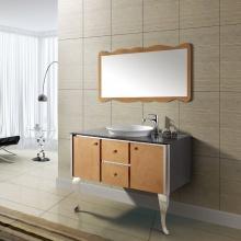 美观时尚典雅 镜面/主柜 浴室柜组合