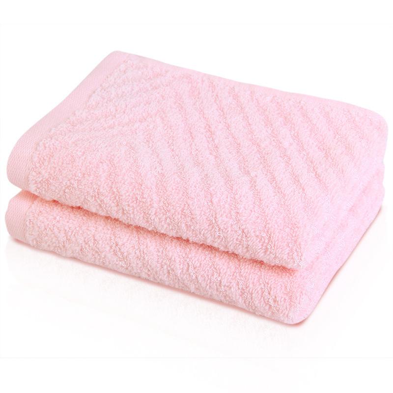 斜纹无捻竹纤维小毛巾儿童