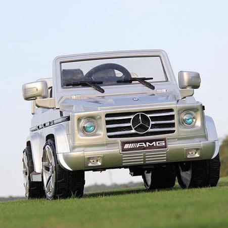 新款栋马奔驰越野儿童电动车