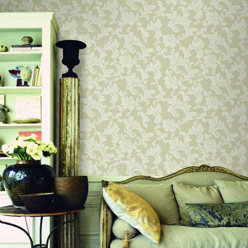 现代简约墙纸 电视背景墙 壁纸客厅卧室