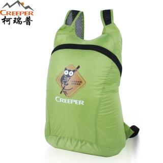 超轻双肩旅行包折叠登山小背包 尼丝纺皮肤包