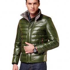 秋冬款新款男士羽绒服外套男装 保温高绒时尚流行男装