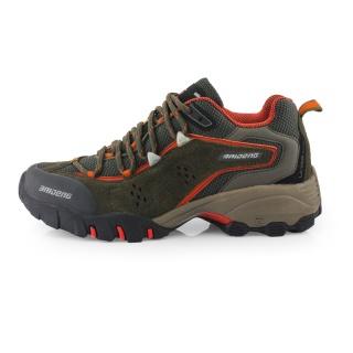新款运动户外正品登山鞋 女士越野透气防水耐磨徒步鞋