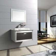 个性简约美观 镜面/置物架/主柜 浴室柜组合
