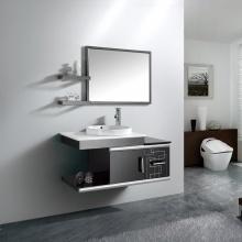 时尚个性 镜面/置物架/主柜 浴室柜组合