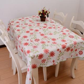 防水防油耐高温 免洗田园桌台布桌布 pvc桌布