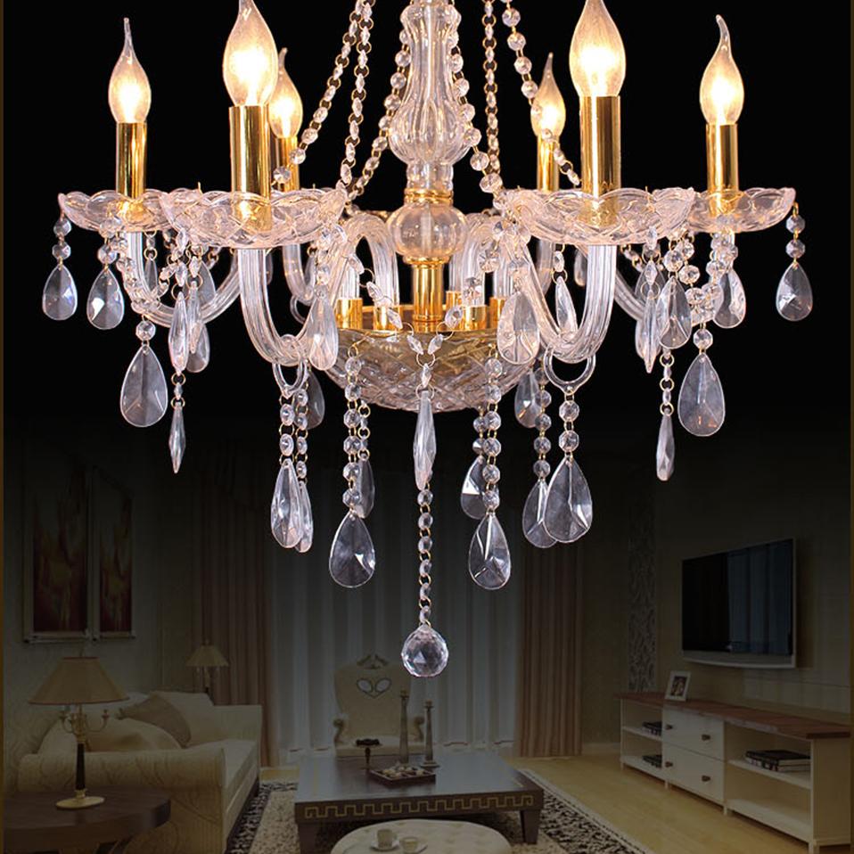 欧式吊灯 奢华别墅复式楼客厅简欧式吊灯