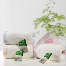 草莓童巾小毛巾宝宝口水巾儿童面巾