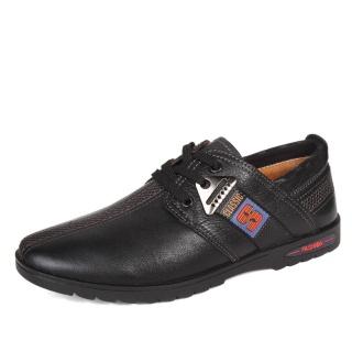 新款?#34892;?驾车豆豆鞋 真皮帆船鞋一脚蹬男士休?#34892;?>   </div>  <div class=
