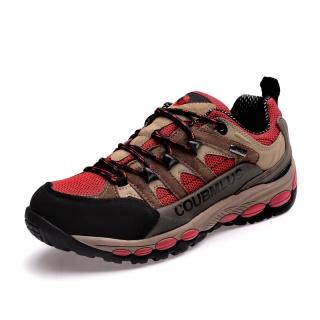 新款男士休闲户外登山鞋 透气旅游运动男鞋