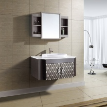 个性典雅 镜柜/主柜 浴室柜组合