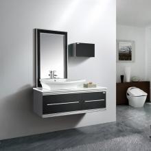 高贵大气 镜面/侧柜/主柜 浴室柜组合