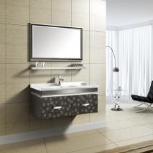 经典实用 镜面/置物架/主柜 浴室柜组合