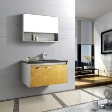 经典时尚 镜面/置物架/主柜 浴室柜组合