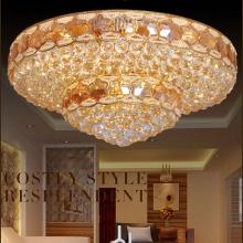 水晶灯客厅灯吸顶灯卧室家居照明灯具