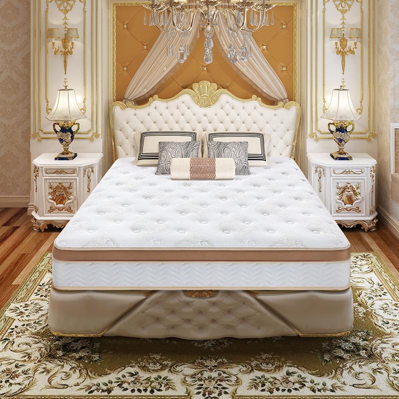 喜临门 皇金时代床垫 天然乳胶黄麻床垫