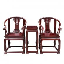 仿古红木家具红木太师椅