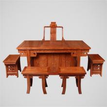 红木茶台 红木客厅家具