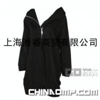 ZARA Woman10秋装新款 英伦风连帽外套