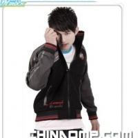 【IROCK官方正品】供2010秋冬新品男针织运动夹克