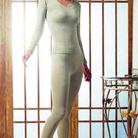 供应玉米纤维:无缝针织提花内衣