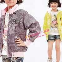 供应9135&52 女童上衣 品牌中童服装