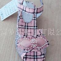 供应韩版时尚童鞋(夏季凉鞋)