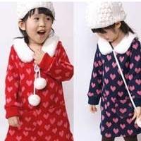 供应2010秋装上市 甜甜公主必备时尚童外套 韩版童装