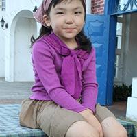 供应2010韩版裙套装/秋款童套装