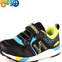 供应2010 秋款 电动猫科技舒适童鞋 0946
