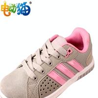 供应电动猫科技舒适童鞋 9724