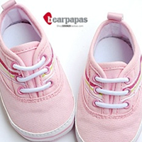 供应原单carter's 粉嫩百搭休闲款婴儿鞋/学步